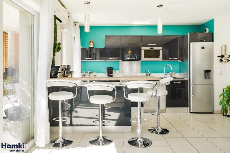 Homki - Vente appartement  de 60.0 m² à Marseille 13009