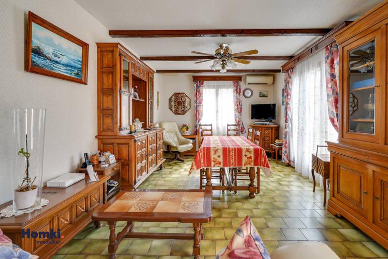 Homki - Vente maison/villa  de 110.0 m² à Marseille 13011