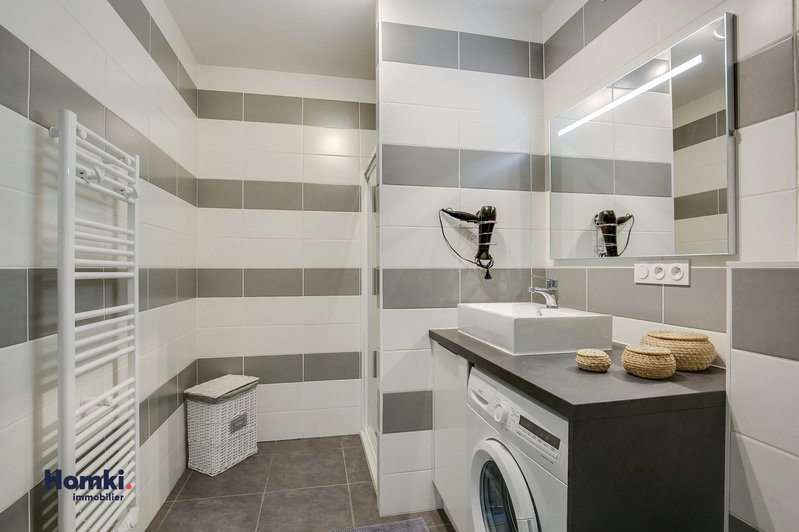 Homki - Vente appartement  de 53.0 m² à Chassieu 69680