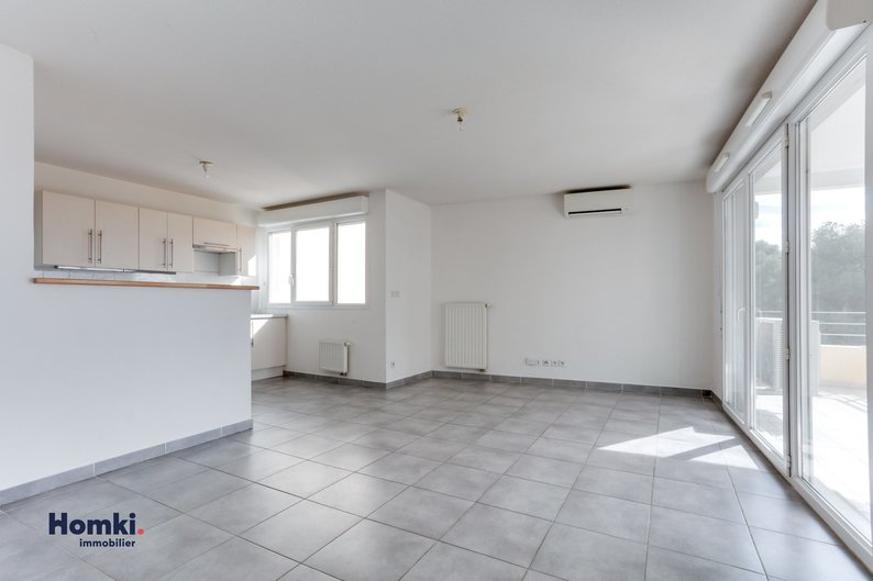 Homki - Vente appartement  de 69.12 m² à Montpellier 34000
