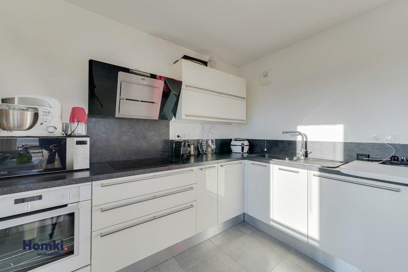 Homki - Vente appartement  de 57.5 m² à Marseille 13012