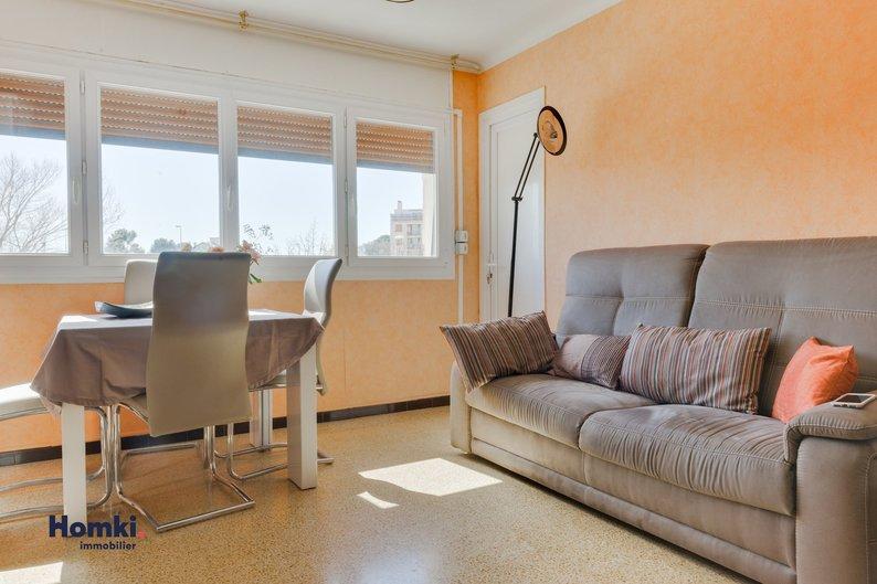Homki - Vente appartement  de 55.0 m² à marseille 13010