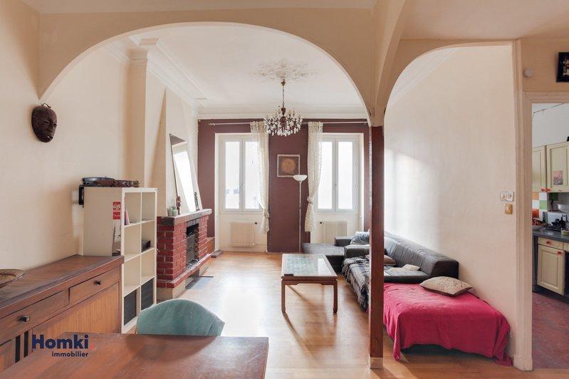 Homki - Vente appartement  de 80.0 m² à Marseille 13004