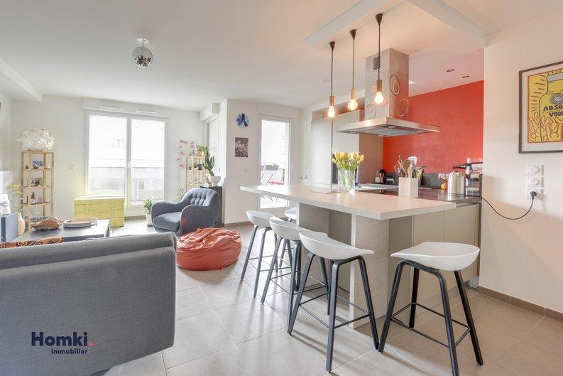 Homki - Vente appartement  de 71.0 m² à Lyon 69004
