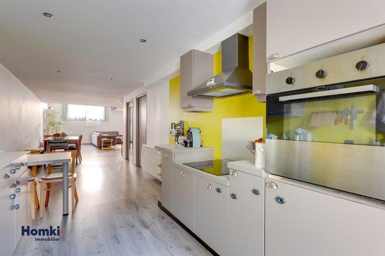 Homki - Vente appartement  de 116.0 m² à Villeurbanne 69100