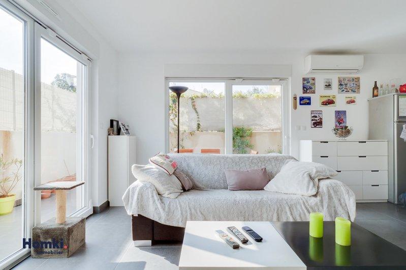 Homki - Vente appartement  de 48.0 m² à marseille 13011