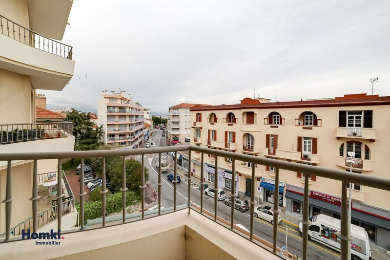 Homki - Vente appartement  de 90.0 m² à Antibes 06600