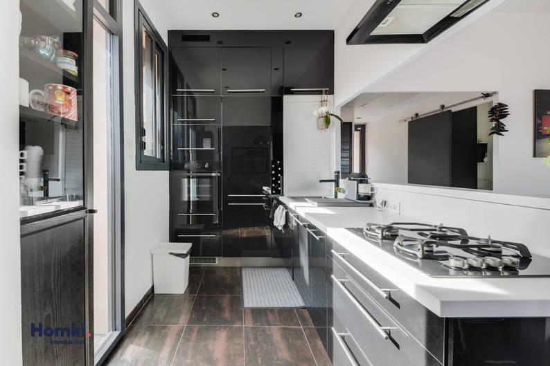 Homki - Vente maison/villa  de 91.86 m² à Marseille 13011