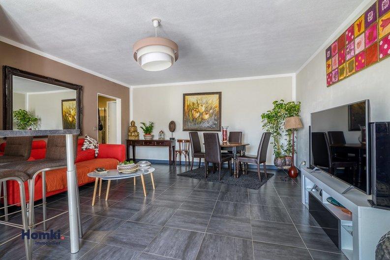 Homki - Vente appartement  de 87.17 m² à Vallauris 06220