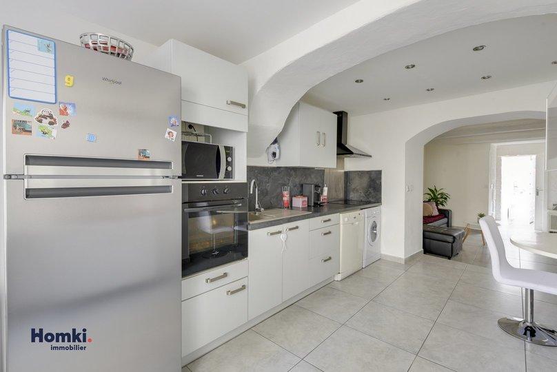 Homki - Vente appartement  de 51.6 m² à Allauch 13190