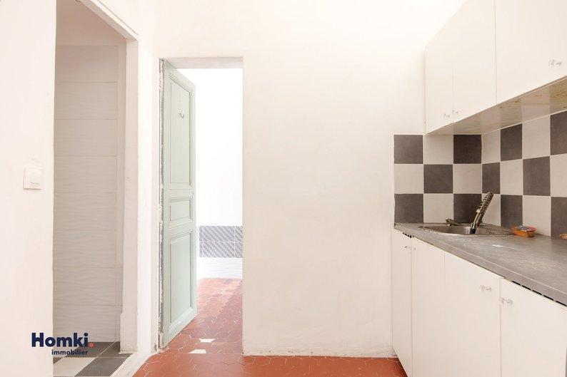 Homki - Vente appartement  de 31.53 m² à Marseille 13002