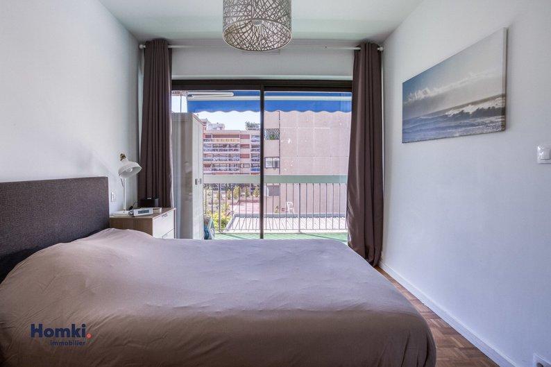 Homki - Vente appartement  de 45.21 m² à Marseille 13006