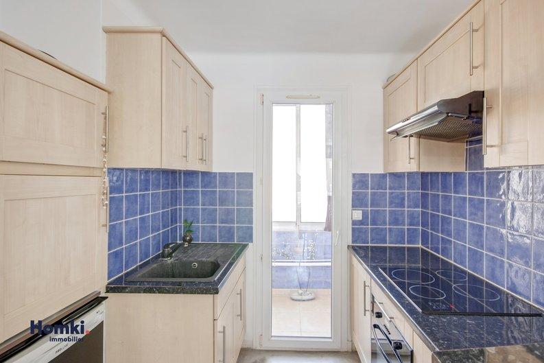 Homki - Vente appartement  de 53.87 m² à marseille 13007