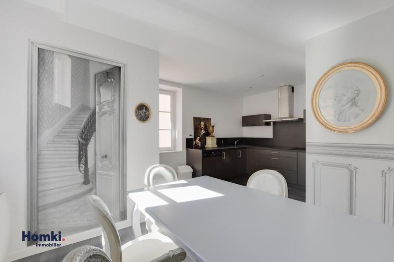Homki - Vente appartement  de 86.0 m² à Neuville-sur-Saône 69250