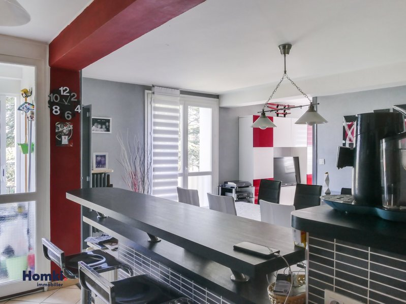 Homki - Vente appartement  de 65.0 m² à Saint-Étienne 42100
