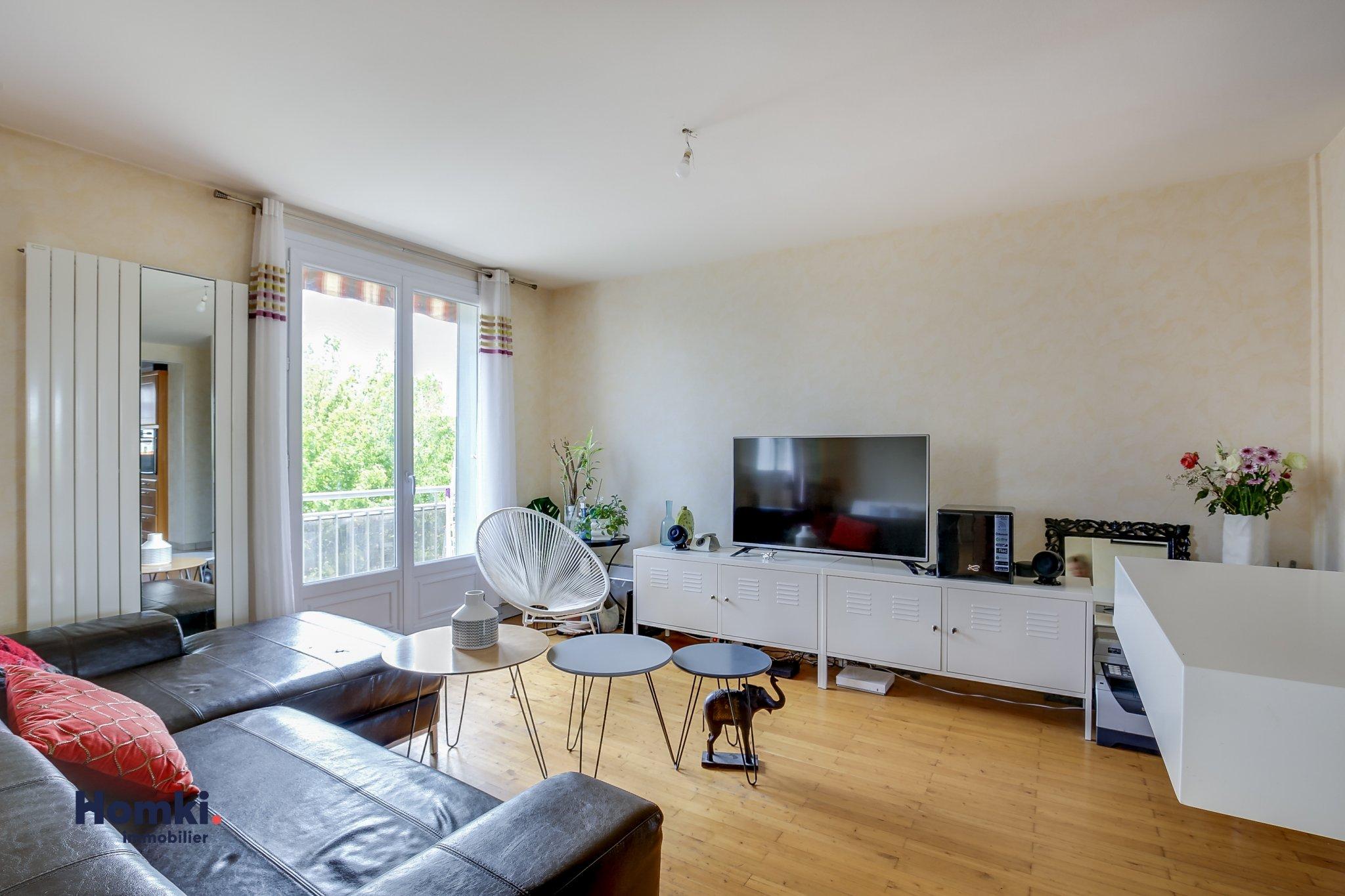 Homki - Vente appartement  de 57.0 m² à Saint-Priest 69800