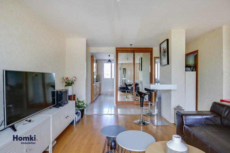 Homki - Vente appartement  de 57.0 m² à st priest 69800
