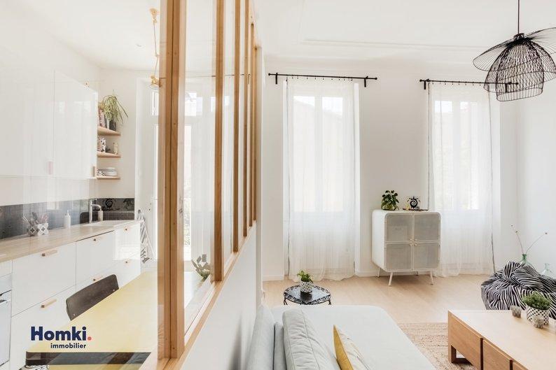 Homki - Vente appartement  de 75.23 m² à Marseille 13004