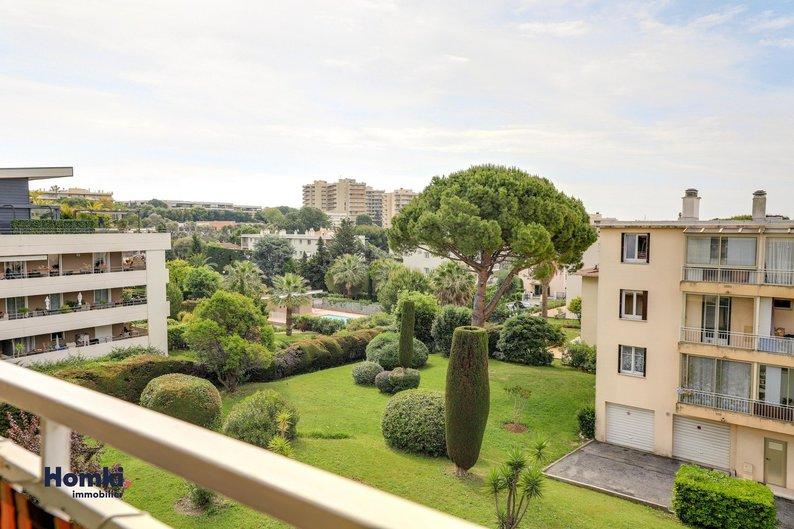 Homki - Vente appartement  de 65.0 m² à antibes 06600