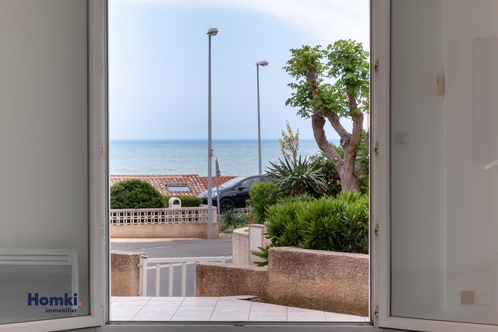Homki - Vente maison/villa  de 53.0 m² à narbonne plage 11100