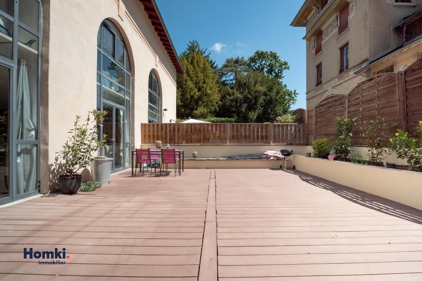 Homki - Vente appartement  de 91.0 m² à Saint-Germain-au-Mont-d'Or 69650