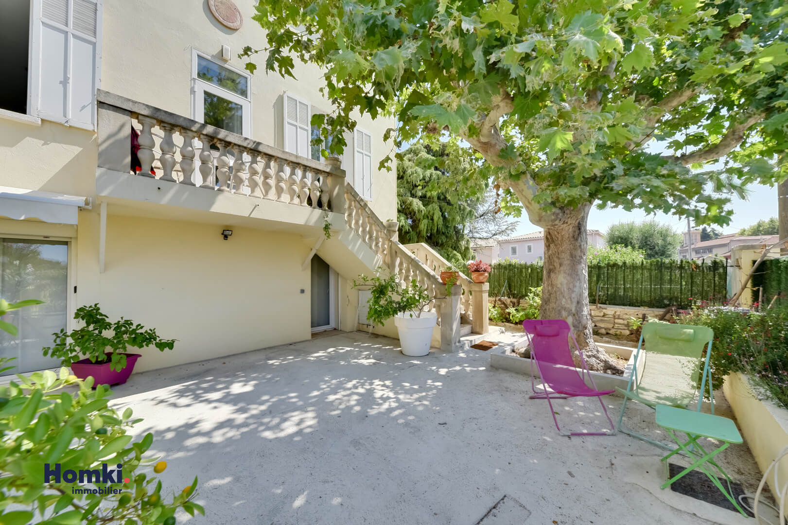 Homki - Vente maison/villa  de 330.0 m² à Marseille 13012