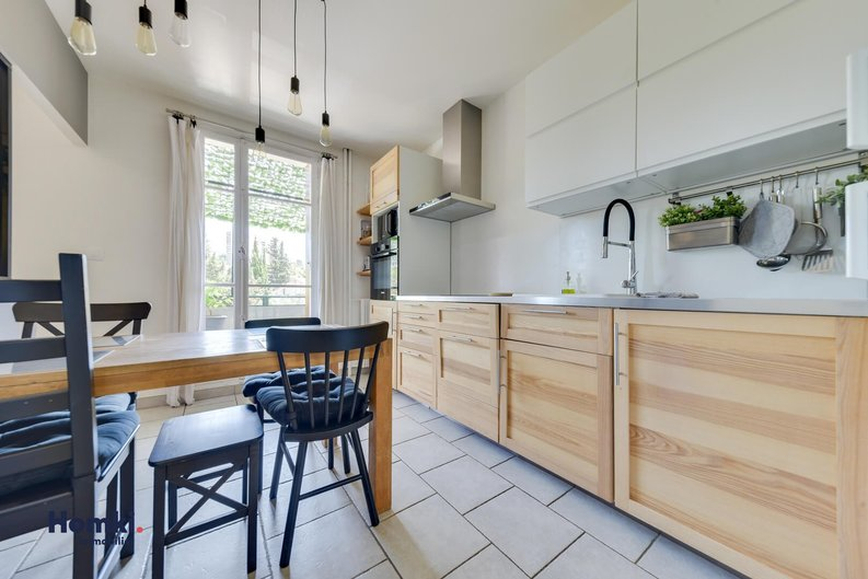 Homki - Vente appartement  de 54.0 m² à marseille 13013