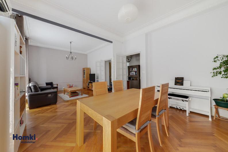 Homki - Vente appartement  de 118.71 m² à marseille 13004
