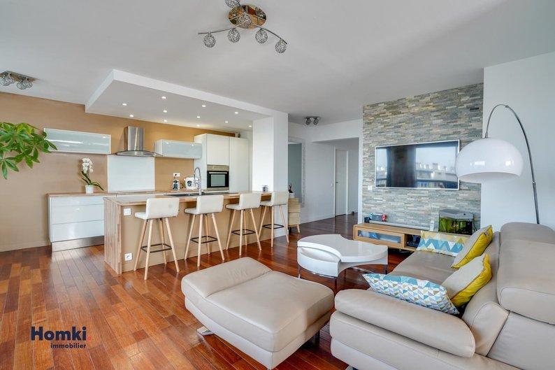 Homki - Vente appartement  de 88.0 m² à marseille 13009