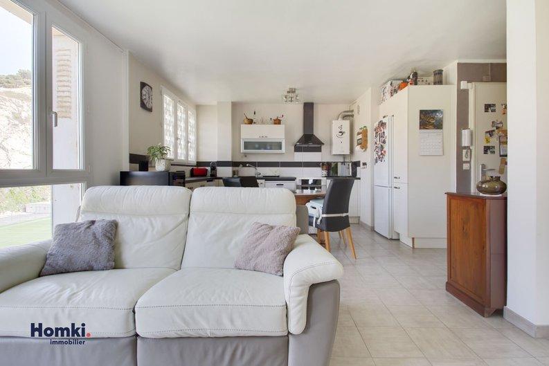 Homki - Vente appartement  de 55.35 m² à marseille 13007