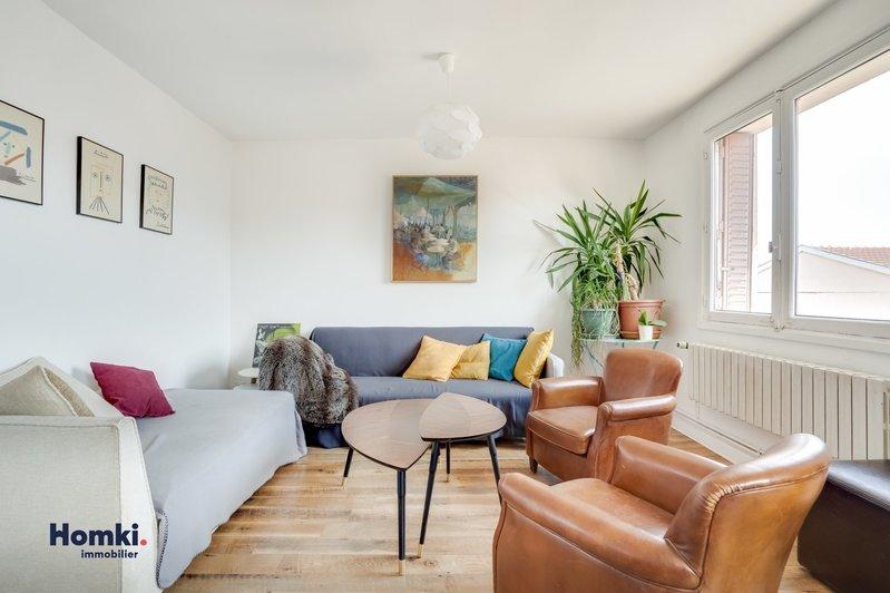 Homki - Vente appartement  de 62.0 m² à Caluire-et-Cuire 69300