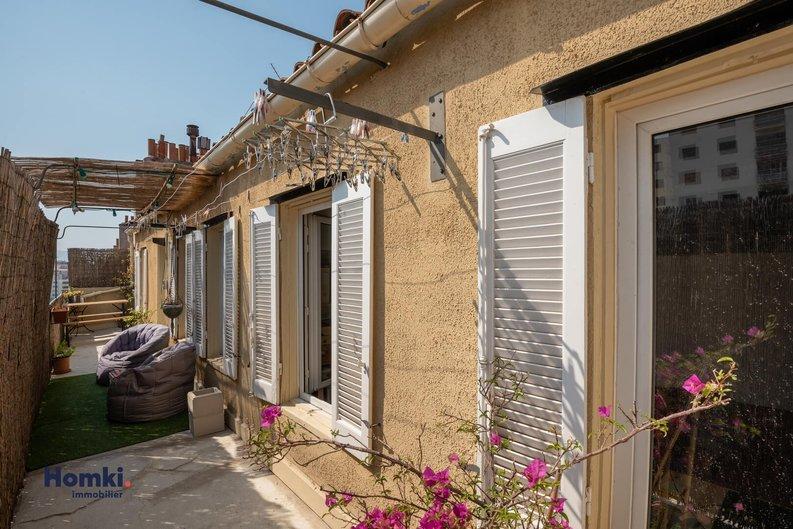 Homki - Vente appartement  de 60.0 m² à marseille 13001