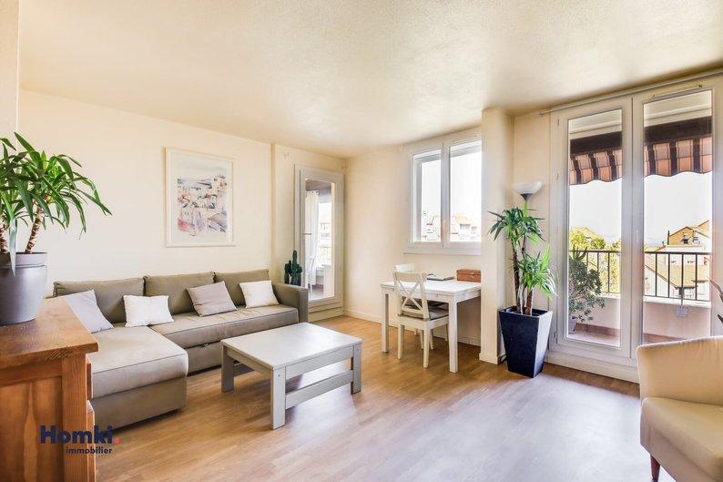 Homki - Vente appartement  de 89.0 m² à marseille 13013