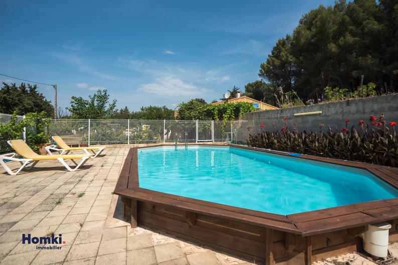 Homki - Vente maison/villa  de 130.0 m² à mireval 34110