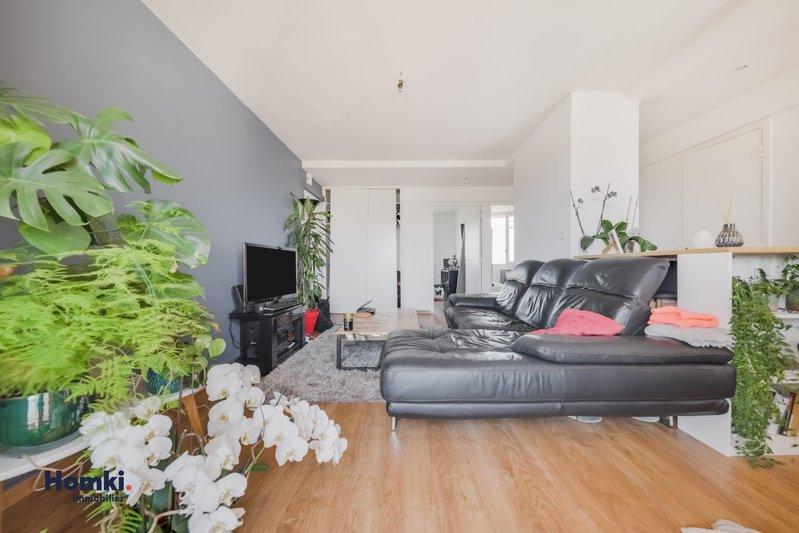 Homki - Vente appartement  de 55.37 m² à Marseille 13006