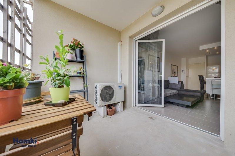 Homki - Vente appartement  de 41.0 m² à Marseille 13014