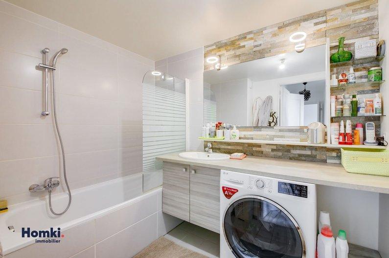 Homki - Vente appartement  de 63.0 m² à marseille 13016