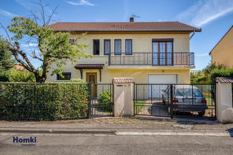 Homki - Vente maison/villa  de 140.0 m² à Saint-Priest 69800