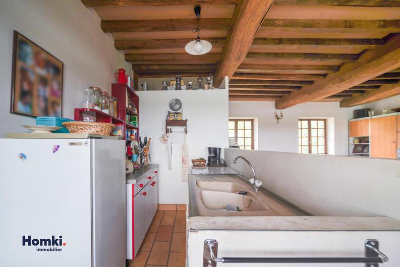 Homki - Vente maison/villa  de 120.0 m² à Boz 01190