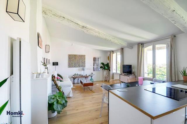 Homki - Vente appartement  de 54.0 m² à aix en provence 13100