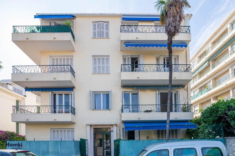Homki - Vente appartement  de 35.2 m² à nice 06200