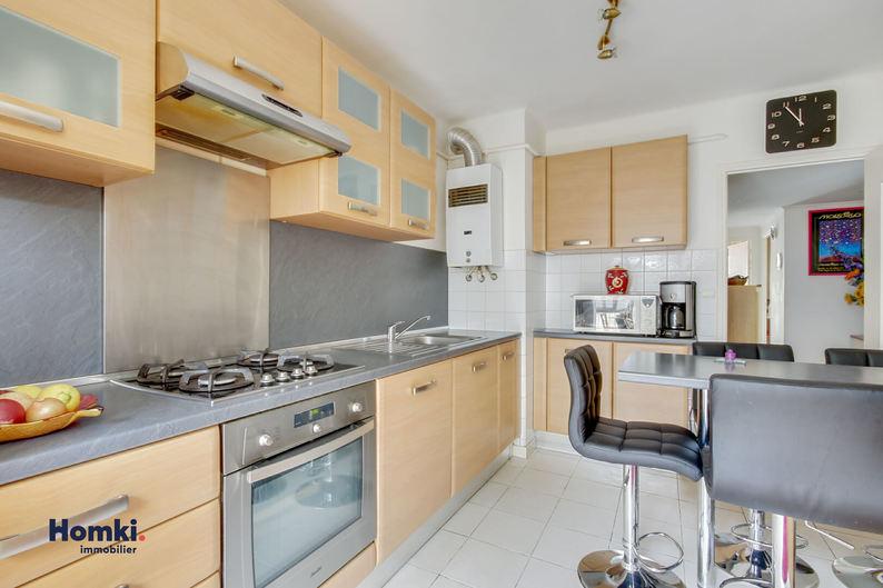 Homki - Vente appartement  de 57.55 m² à Roquebrune-Cap-Martin 06190