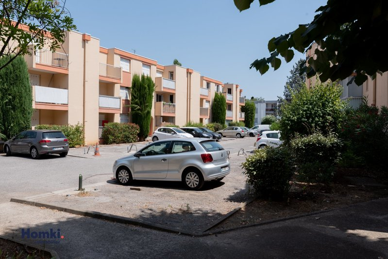 Homki - Vente appartement  de 48.0 m² à montpellier 34000