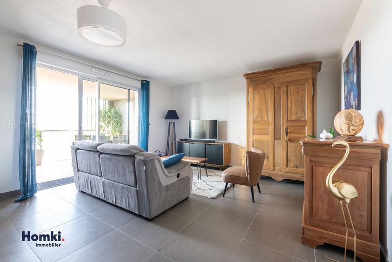 Homki - Vente appartement  de 71.05 m² à Saint-Jean-de-Védas 34430