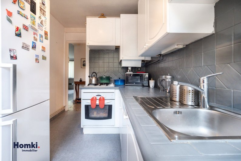Homki - Vente appartement  de 72.67 m² à marseille 13009