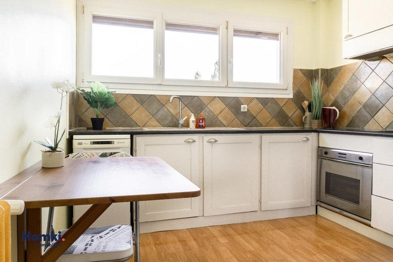 Homki - Vente appartement  de 80.0 m² à Gigean 34770