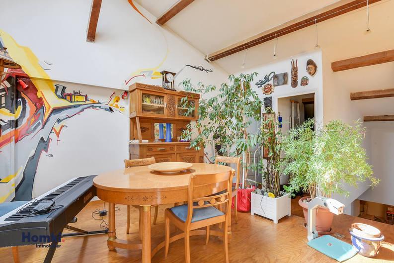 Homki - Vente loft/atelier/surface  de 128.45 m² à Marseille 13013