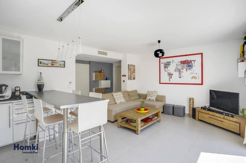 Homki - Vente appartement  de 61.5 m² à aix en provence 13090