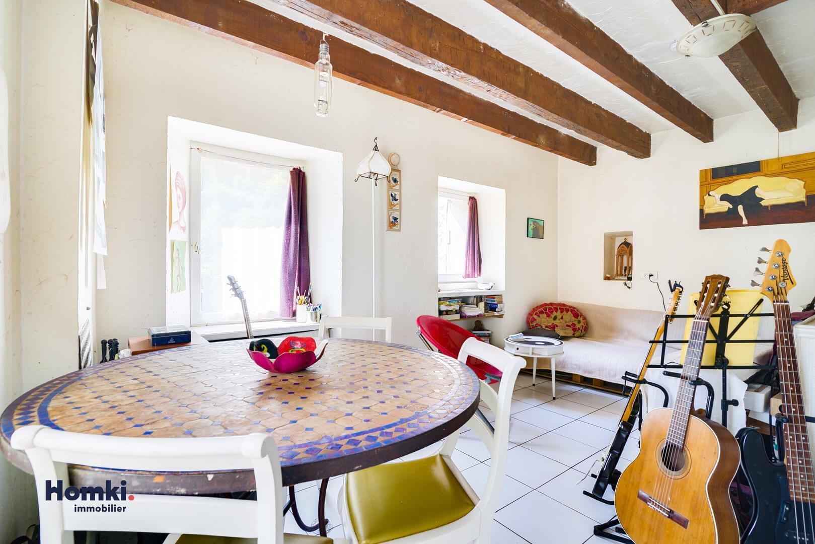 Homki - Vente appartement  de 42.31 m² à tourrette levens 06690