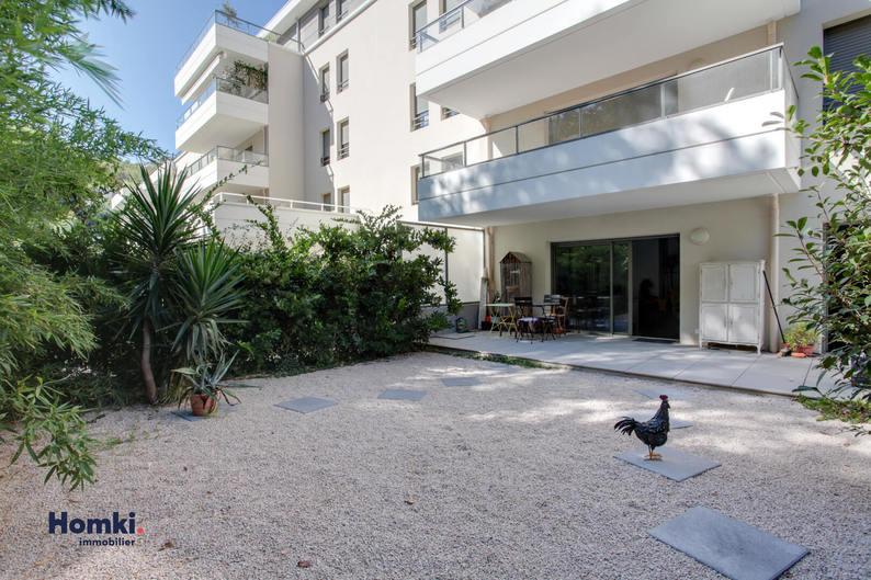 Homki - Vente appartement  de 43.0 m² à marseille 13008